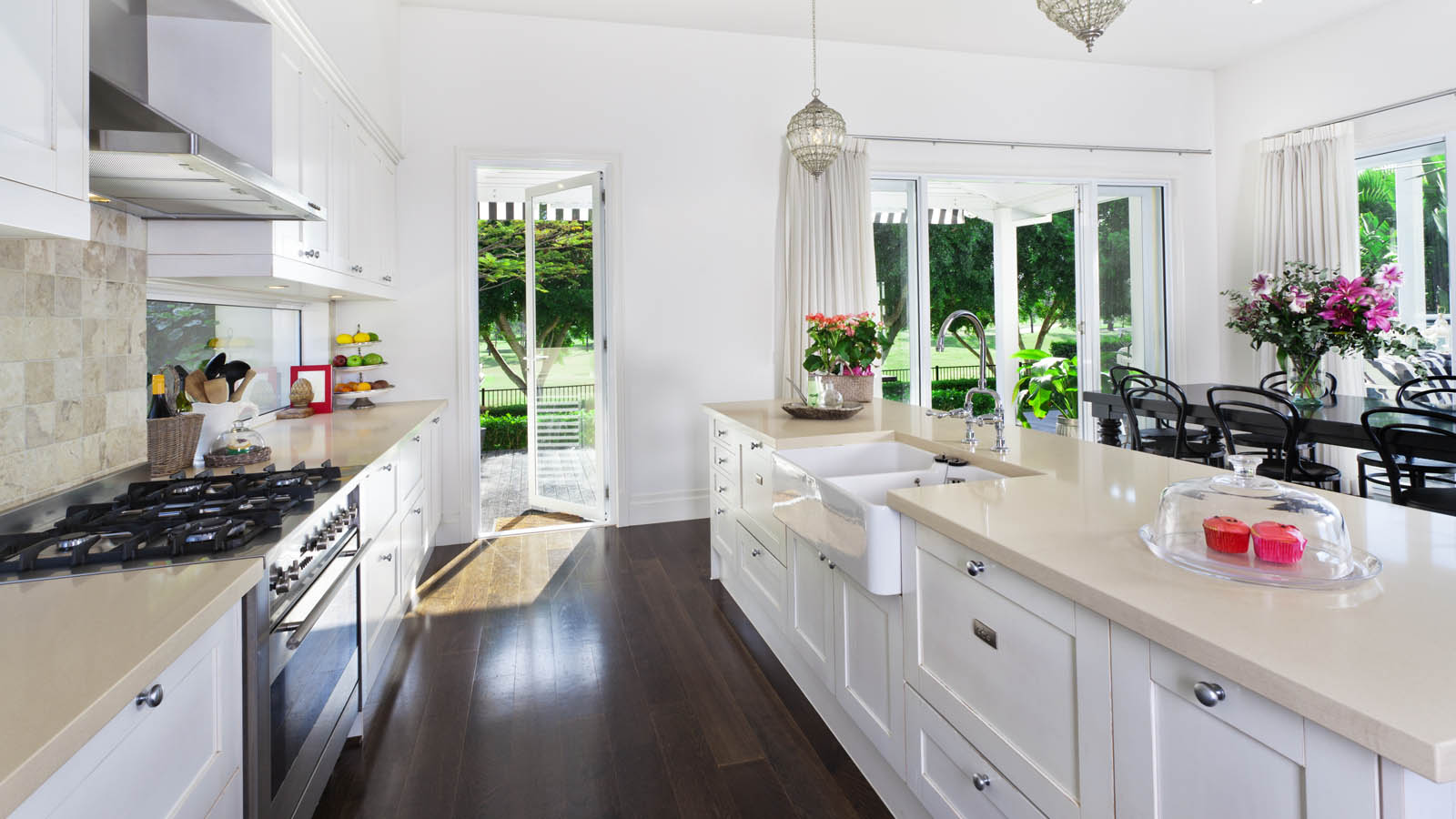 House Cleaning Areas
